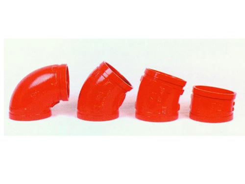 溝槽式管(guan)配件